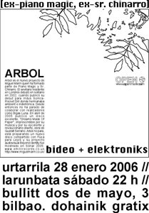ARBOL