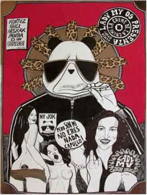 Maiana Agorrody: el dibujo como arma secreta