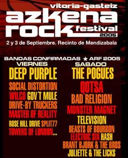 <strong>Azkena Rock Festival</strong>
